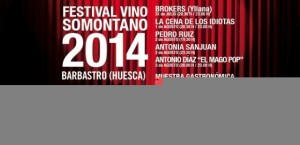 cartel-festival-vino somontano_2014