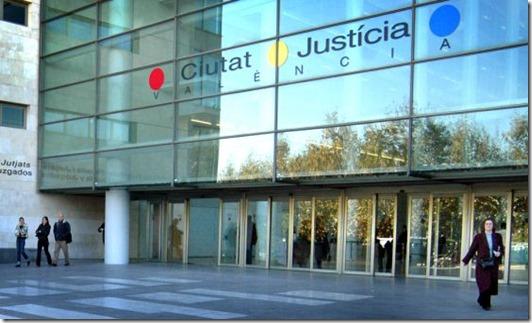 ciudad de la justicia valencia