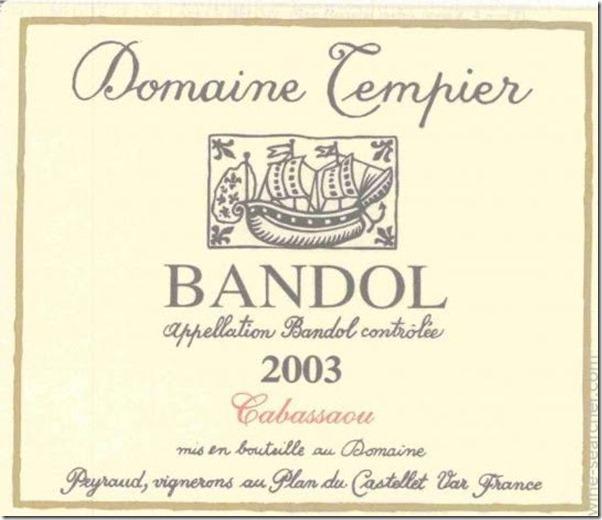 Domaine-Tempier bandol